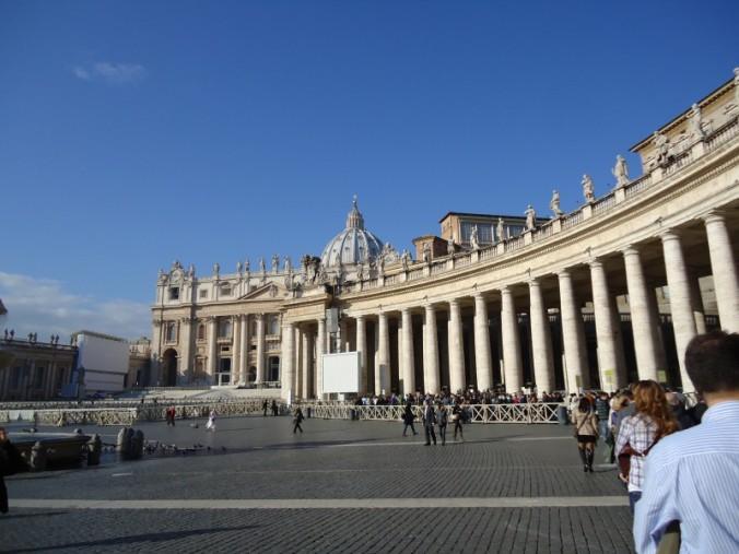 San Pietro Bazilikası - Fotoğraf PeymanÜnalsın