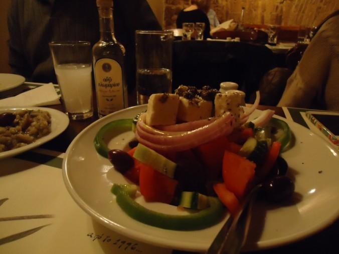 Atina'da Yeme İçme Sanatı - Fotoğraf PeymanÜnalsın