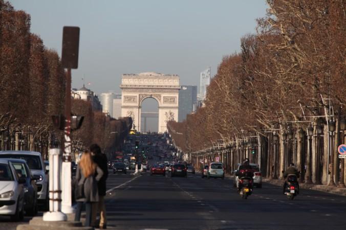 Champs Elysees - Fotoğraf KorkutGökhan