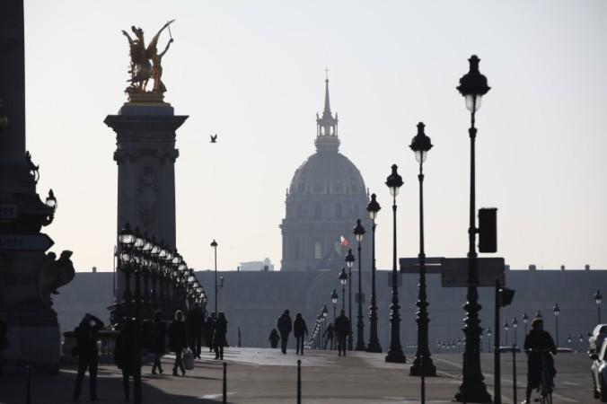 III.Alexandre Köprüsü - Fotoğraf KorkutGökhan