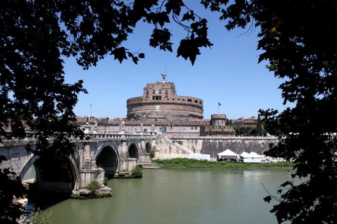 Castel Sant'Angelo - Fotoğraf KorkutGökhan