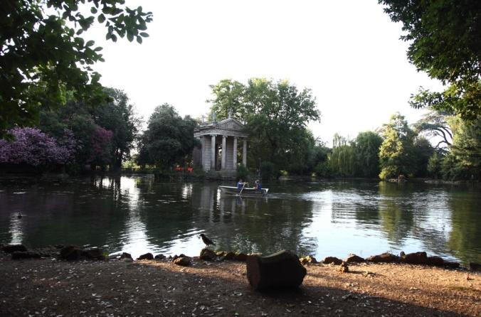 Villa Borghese - Fotoğraf KorkutGökhan