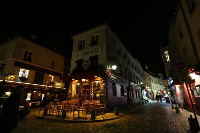 Montmartre Sokakları - Fotoğraf KorkutGökhan