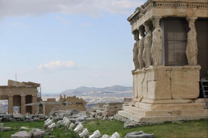 Athena Tapınağı - Fotoğraf KorkutGökhan