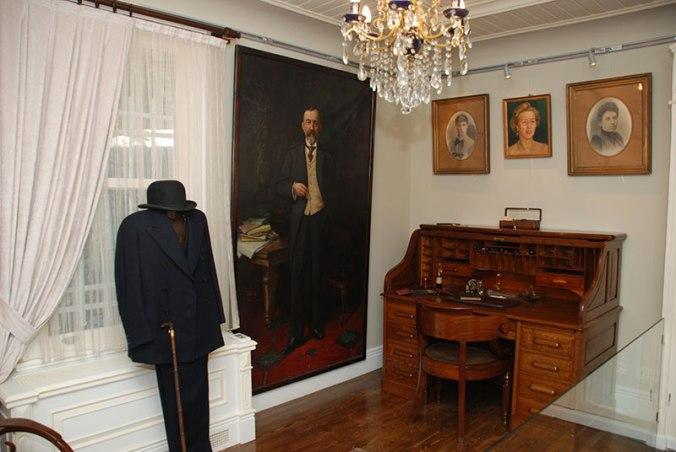 Abdülhak Hamit Tarhan Odası - Fotoğraf Aşiyan Müzesi Arşivi