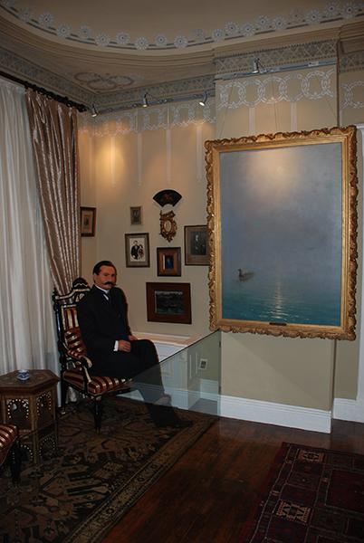 Mehmed Tevfik Fikret - Fotoğraf Aşiyan Müzesi Arşivi