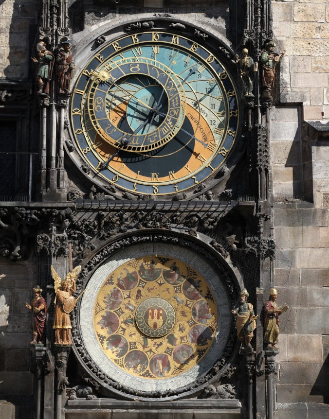 Prag Astronomik Saat - Fotoğraf KorkutGökhan