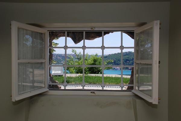 Sokrat'ın Penceresi - Fotoğraf Aşiyan Müzesi Arşivi