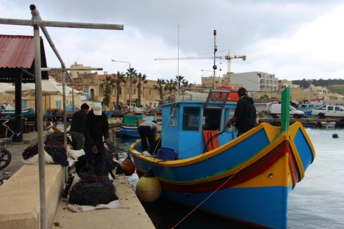 Marsaxlokk - Fotoğraf PeymanÜnalsın