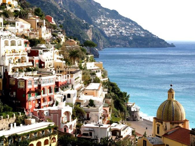 Amalfi - Fotoğraf İnternet Arşivi