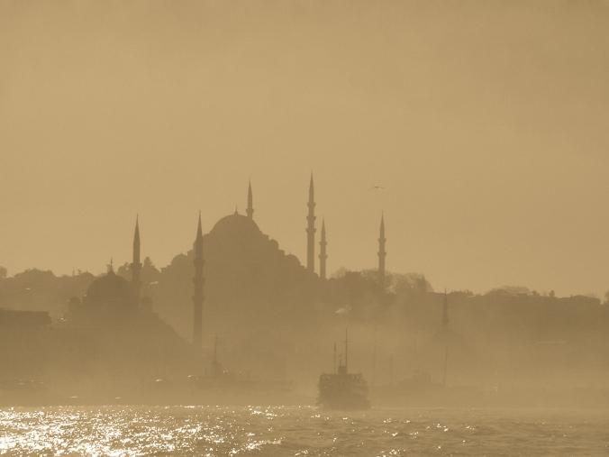 Süleymaniye Camii - Fotoğraf by KorkutGökhan