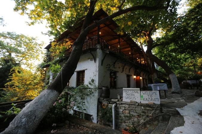 Vasilis Taverna - Kazaviti - Fotoğraf KorkutGökhan