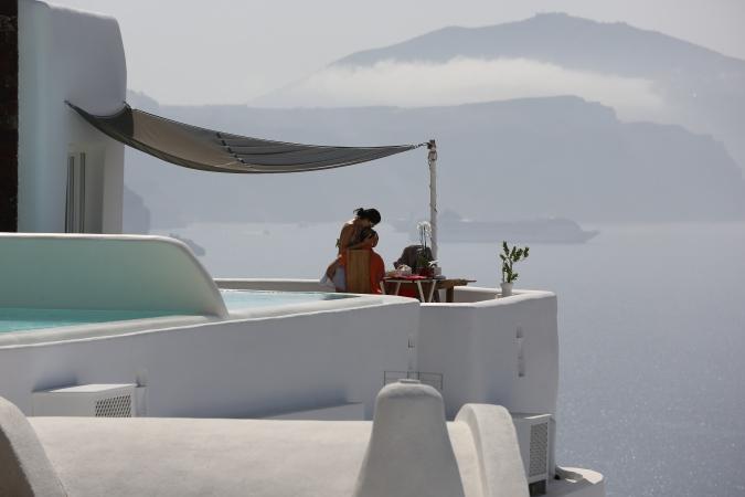Oia - Santorini - Fotoğraf KorkutGökhan
