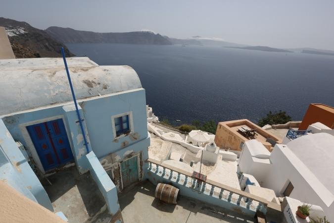 Santorini - Fotoğraf KorkutGökhan