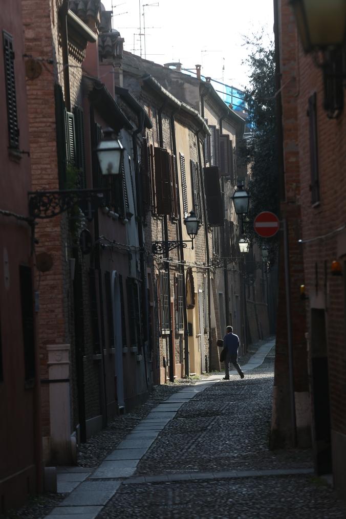 Ferrara Sokakları - Fotoğraf KorkutGökhan